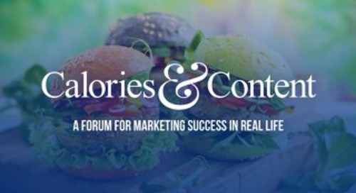 Calories & Content 2018 Austin Presentation With Aaron Dun