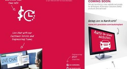 New Website Brochure