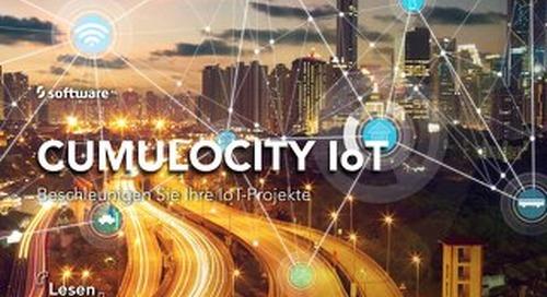 Cumulocity IoT: IoT-Projekte beschleunigen