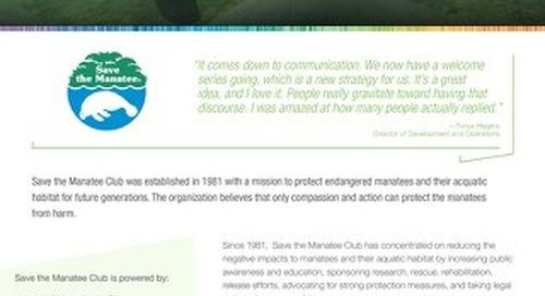 Save the Manatee Club SpotlightEmbed Share Open Editor Met