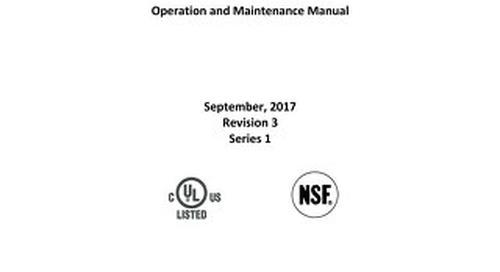 [Manual] LabGard AIR Limitedmodel NU-545 Series 1 Class II, Type A2 Biosafety Cabinet