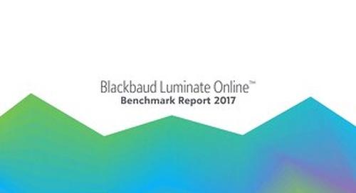 2017 Benchmark Report: Luminate Online