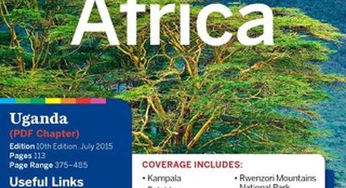 travel guide Uganda