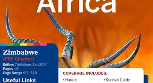 travel guide Zimbabwe