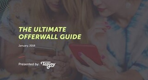 The Ultimate Offerwall Guide