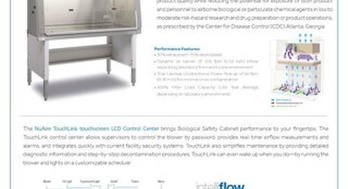 [Flyer] LabGard NU-545 Class II, Type A2 Biosafety Cabinet (115V)