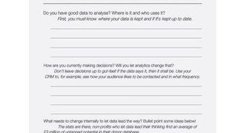 Data Hygiene Worksheet
