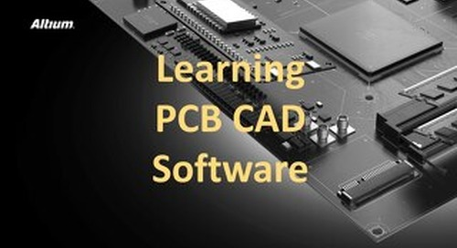 Learn PCB CAD Software
