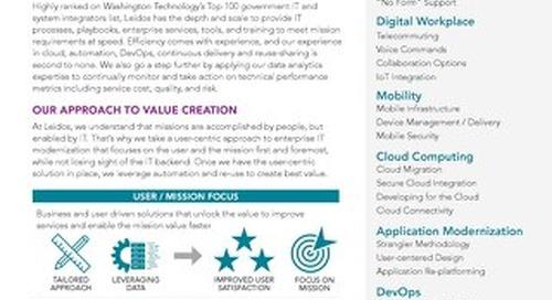 Enterprise IT Overview