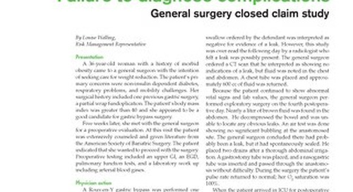 Reporter 2008 General Surgery