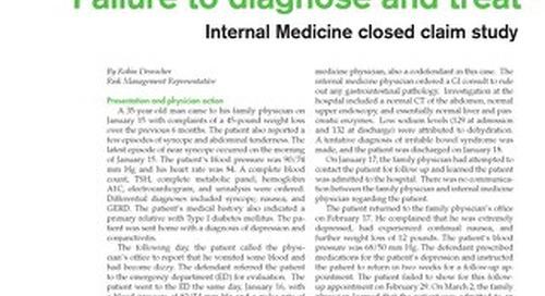 Reporter 2009 Internal Medicine
