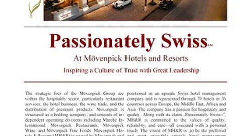Inspiring a Culture of Trust with Great Leadership