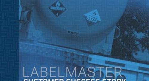 Customer Success Story: Labelmaster