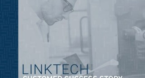 Customer Success Story: LinkTech