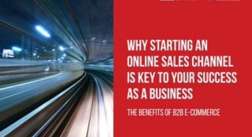 Why Starting an Online Sales Channel is Key to Your Success as a Business