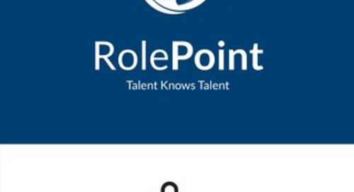 RolePoint Architecture and System Requirements