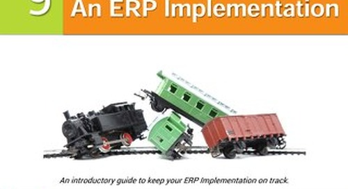 How to Ensure Your Implementation Stays on Track