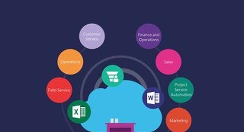 Reimagine Productivity with Dynamics 365