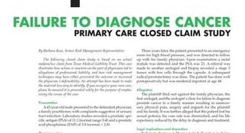 Reporter 2003 Primary Care
