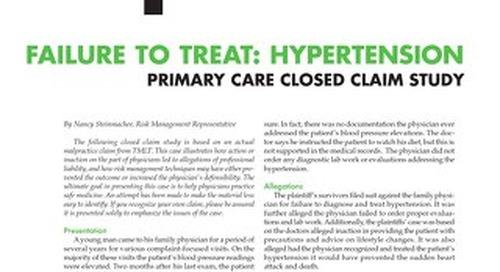 Reporter 2004 Primary Care