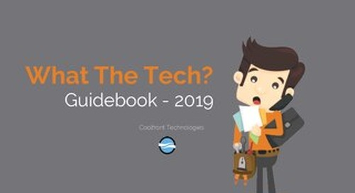 What The Tech Guidebook