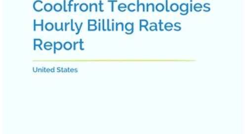 2017 Billing Rate Study