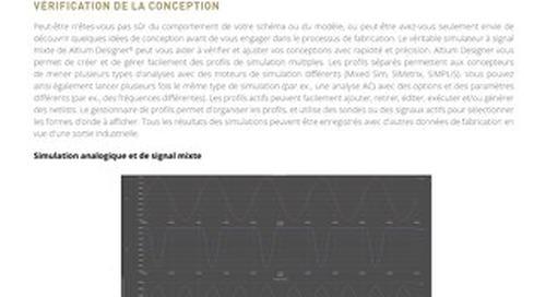 Design Verification Data Sheet