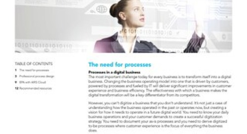 Are your processes ready for digital transformation?