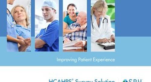 Brochure - HCAHPS Survey Solution