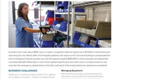 Zebra Healthcare RFID Solutions