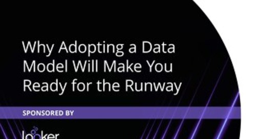 Why Adopting a Data Model Will Make You Ready for the Runway