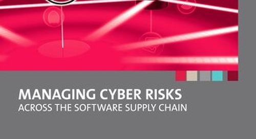 Managing cyber risks across the supply chain