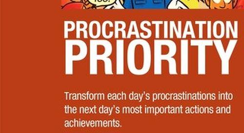 Procrastination Priority