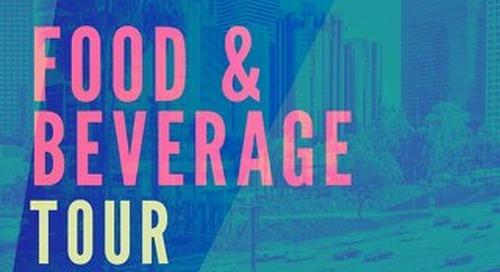 Endeavor F&B Tour