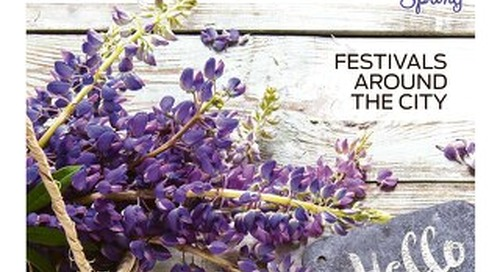 2018 Events & Festivals-Spring