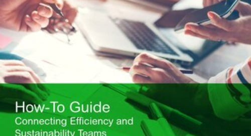 Efficient Sustainability: A How-To Guide