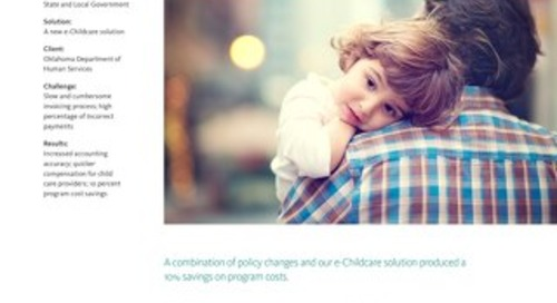 Oklahoma e-Childcare System