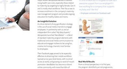 Wellness Through Social Media: Retail