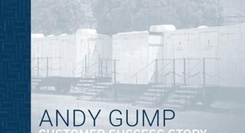 Customer Success Story: Andy Gump