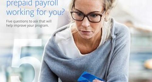 Prepaid - Five Questions eBook