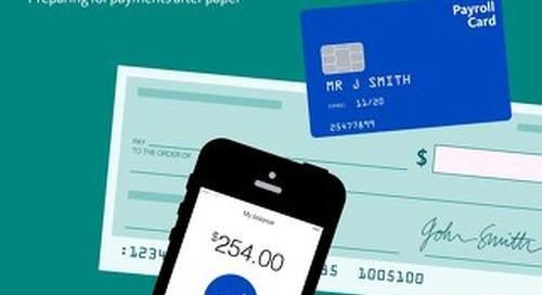 Prepaid Cards: A Curtain Call for Checks