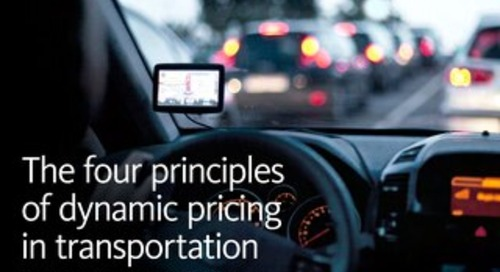 Dynamic Pricing in Transportation