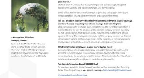 Heubeck AG Profile