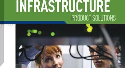 Data Center Network Infrastructure Catalog