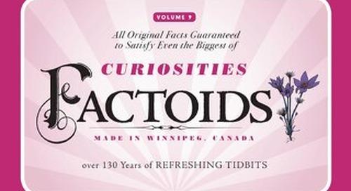Winnipeg Factoids - Volume 9