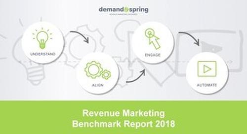 2018 Revenue Marketing Survey