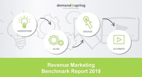 2018 Revenue Marketing Survey
