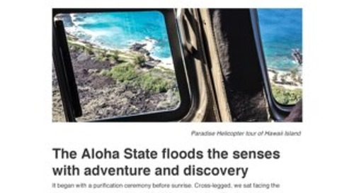 Smart Meetings: Memories of Hawaii