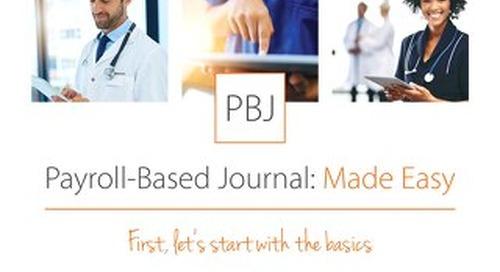 PBJ Reporting Guide