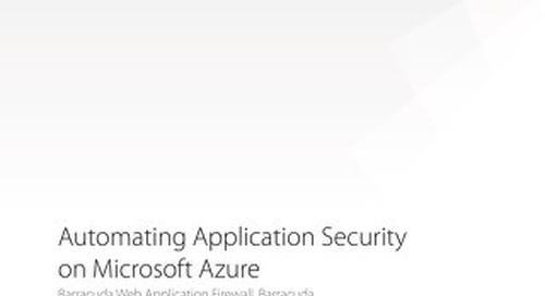 Automating Security on Microsoft Azure